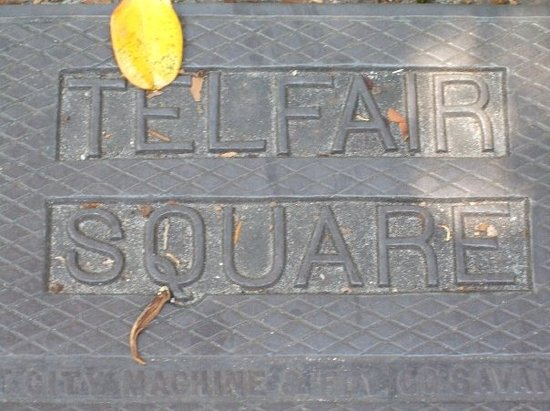 Telfair Square