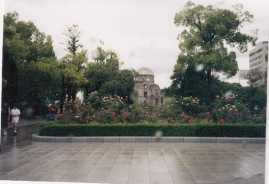 Nagasaki, Japan. The Nagasaki Peace Park at the Epicenter of the Blast. - Pic...
