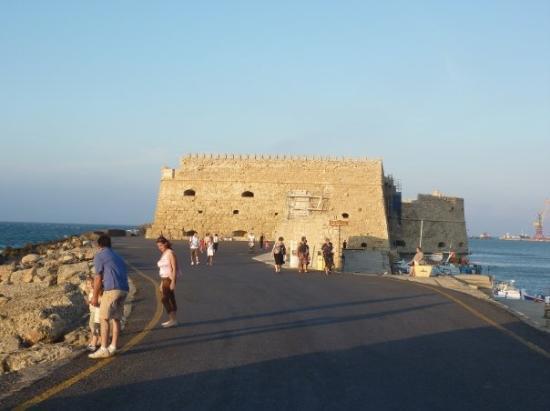 Βενετσιάνικο Κάστρο Κούλες: Heraklion