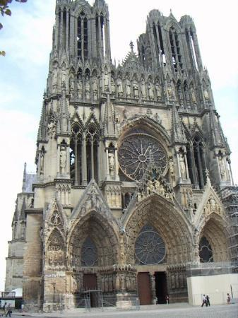 Cathedrale Notre-Dame de Reims: Reims