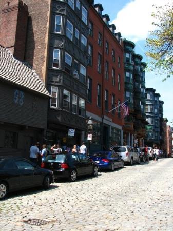 North End ภาพถ่าย