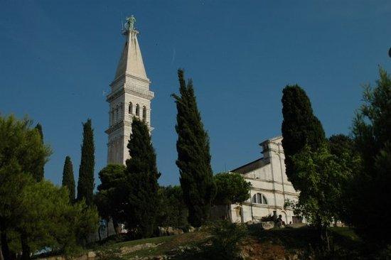 Kirche Sveta Eufemija