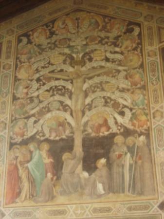 "Basilica di Santa Croce: ""The Tree of Life"" - Santa Croce Museum, Firenze"