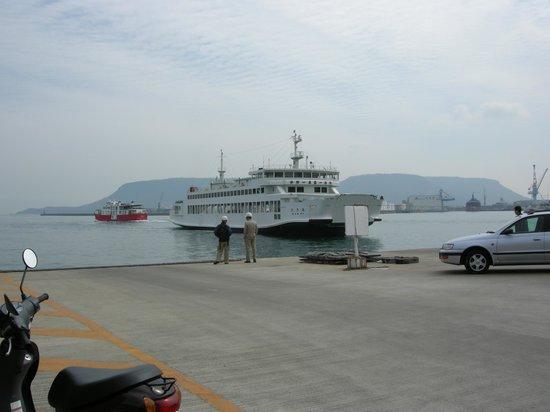 宇野港と直島を結ぶフェリー - Picture of Naoshima, Naoshima-cho - TripAdvisor