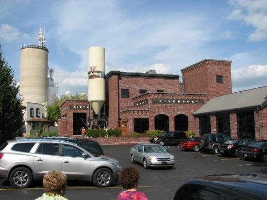 แฟรงเกนมัท, มิชิแกน: The brewery