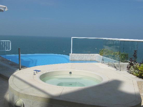 Irotama Resort: terraza apartamento