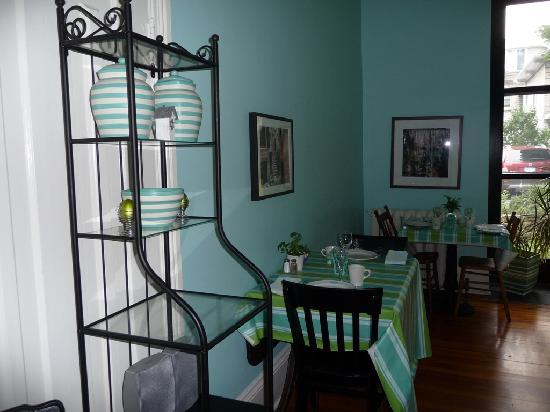Frontenac Club Inn: Breakfast Area 2