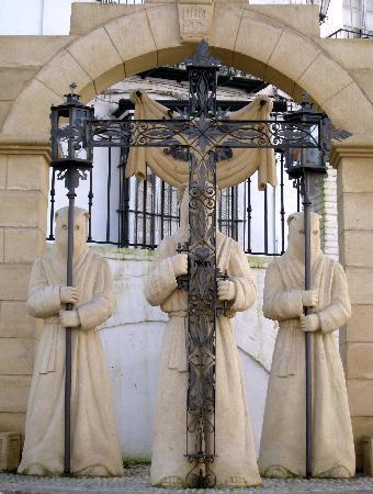 Real de Veas: Semana Santa figures