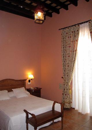 Real de Veas: our room