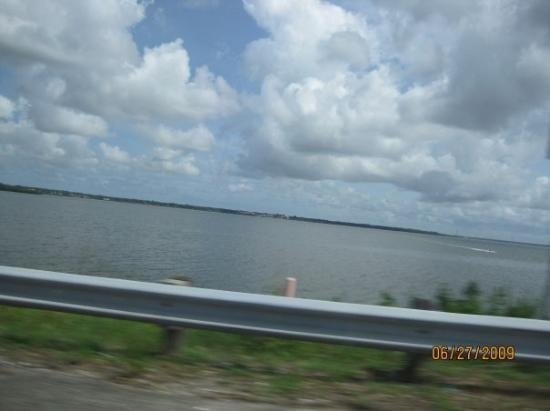 Brandon, FL: Driving to clearwater beach