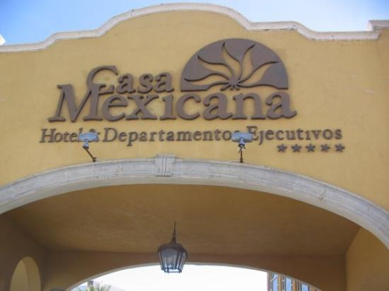 Best Western Casa Saltillo: Casa Mexicana my home for 6 months