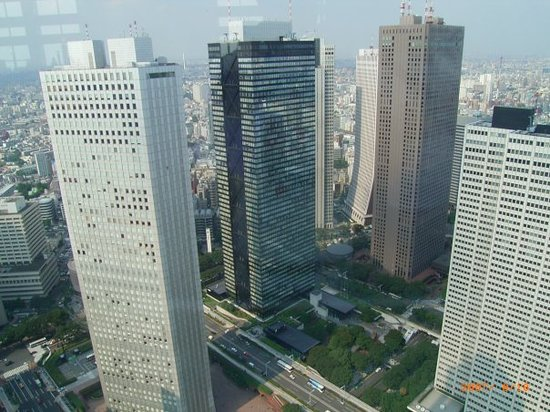 新宿三井大厦