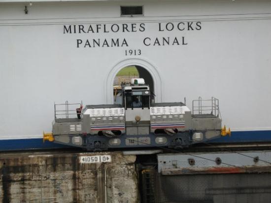 Miraflores Visitor Center ภาพถ่าย