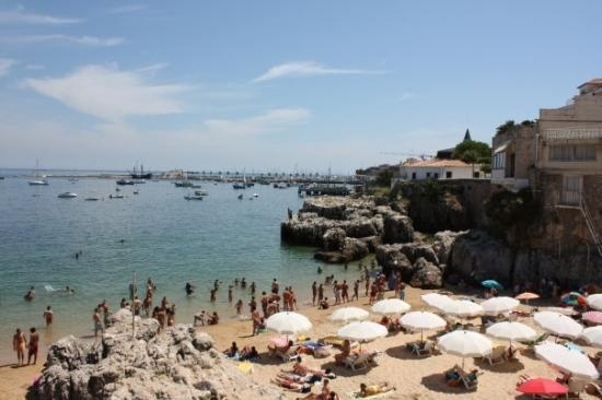 beach in cascais