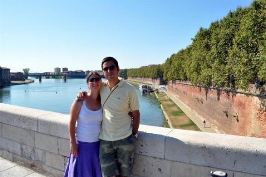 Garonne: Toulouse