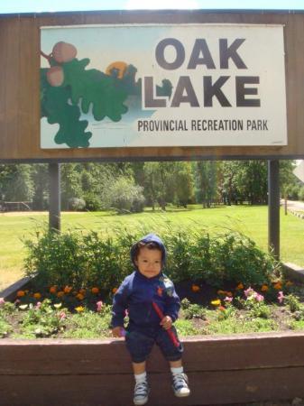 Oak Lake Foto