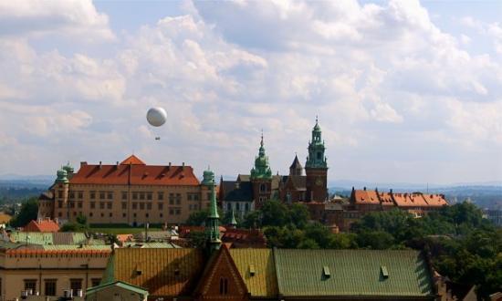 Krakau, Polen: Krakow