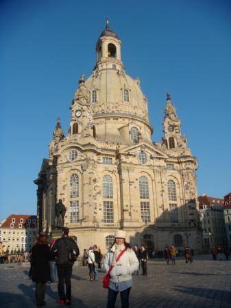 Frauenkirke dresden picture of frauenkirche dresden for Hotel dresden frauenkirche