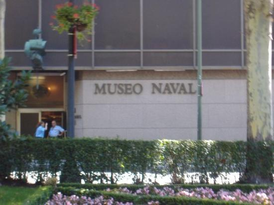 Naval Museum with 3D ship that was kinda cool.