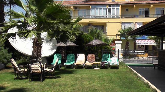 Esmeralda Apartments: pool area loved it very clean