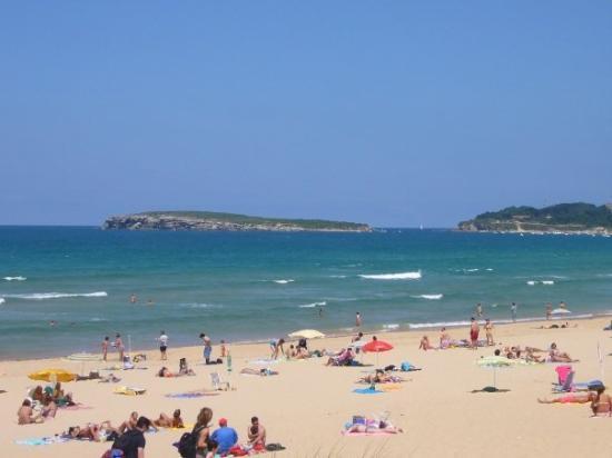 Сомо, Испания: Somo beach