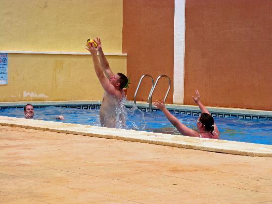 Senorio de Roda: the pool