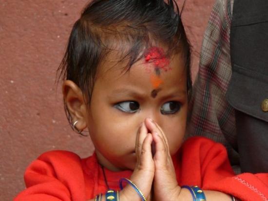 Temple Dakshinkali : O que esses ocidentais estão fazendo por aqui?