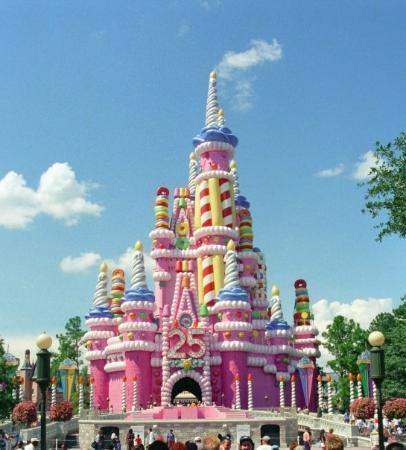 Magic Kingdom Theme Park  Walt Disney World Resort