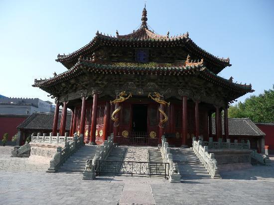 Shenyang, Kina: 大政殿