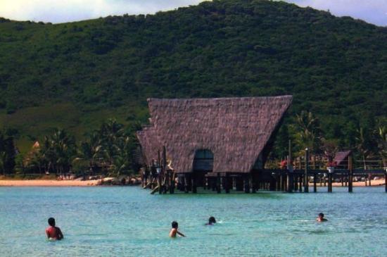 Kuendu Beach Resort Foto