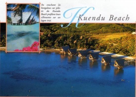 Kuendu Beach Resort: Kuendu Beach, à Nouméa.