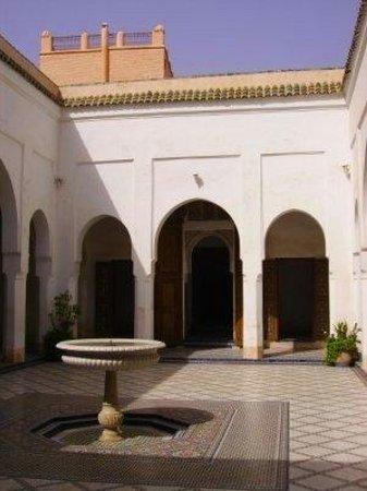 Palais de la Bahia Photo
