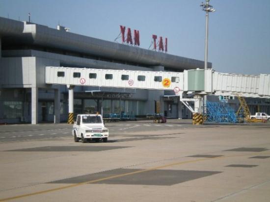 1330 ETA @ Yantai Laishan Airport