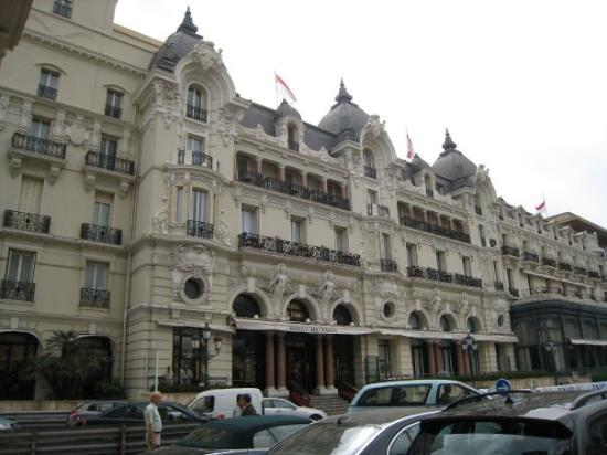 Hotel De Paris In Monte Carlo Picture Of Hotel De Paris