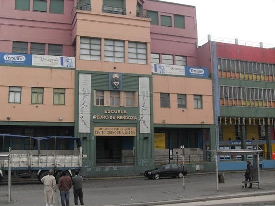 Museo de Bellas Artes de la Boca de Artistas Argentinos