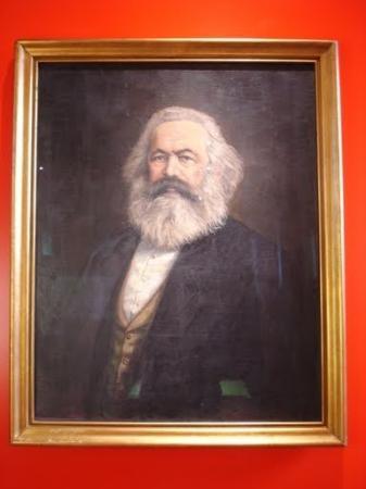 Karl-Marx-Haus: Karl Marx was born in Trier, Germany in 1818.