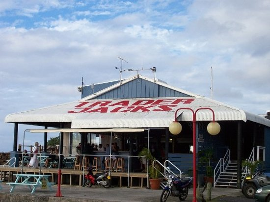 South Pacific famous Trader Jacks!
