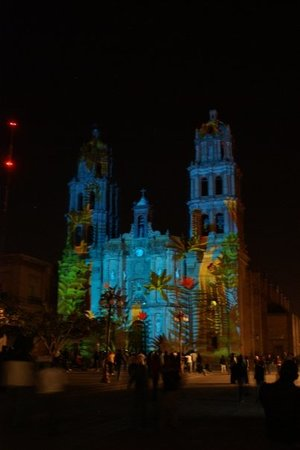 Cathedral of San Luis Potosí