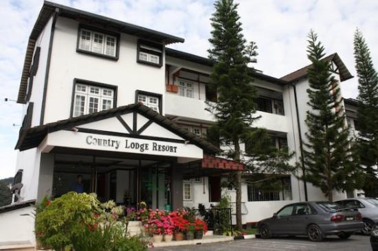 Country Lodge, Cameron Highlands.