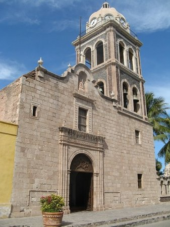 Loreto, Mexique : Oldest Mission on the BAJA