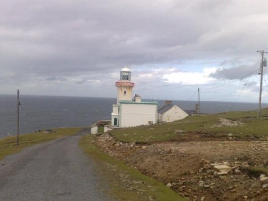 Donegal Town, Ireland: Lighthouse