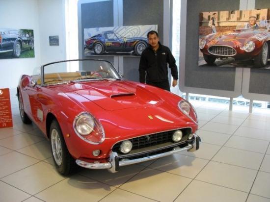 Museo Ferrari: ferrari california 250gt (US$16M) @ maranello, italy