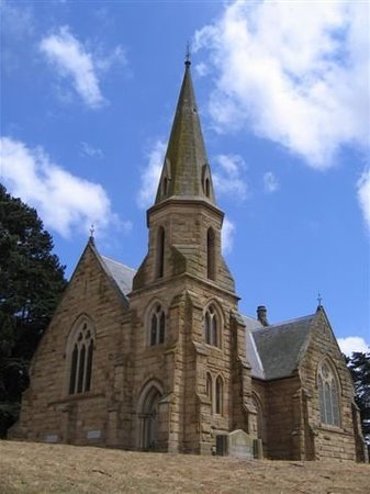 Launceston, Australia: A Church