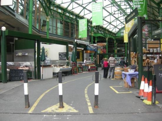 ตลาดโบโร่: Bourough Market