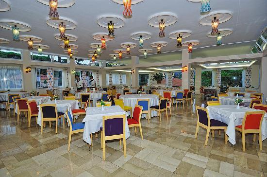 Park Hotel Suisse : Restaurant
