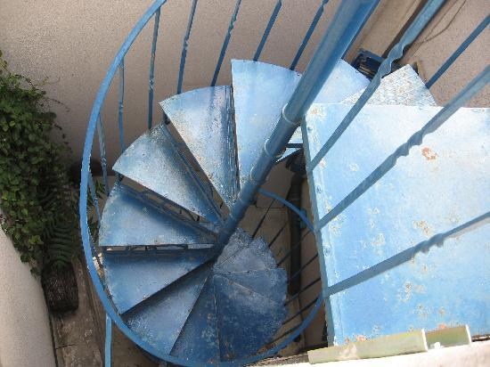 Franceska's Home: un escalier amusant... pour les enfants...