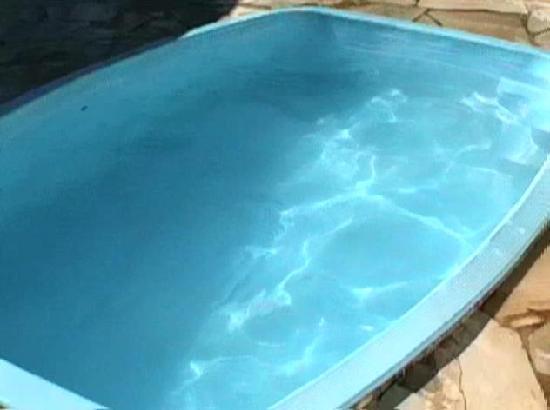 Nova Villa Tortuga: piscina privada medidas aprox, 3 x 2 x 0.8 de profundidad.