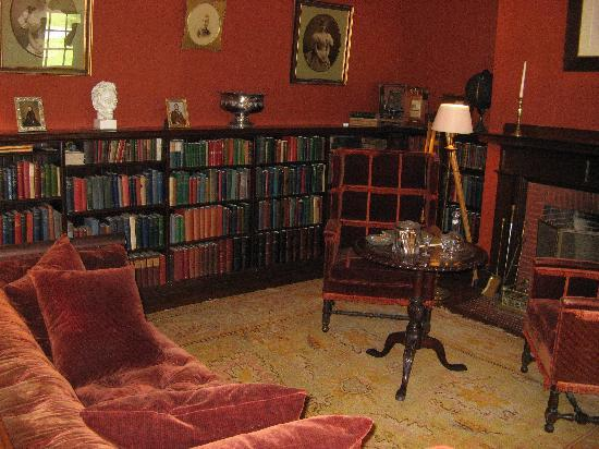 Hildene, The Lincoln Family Home: Library
