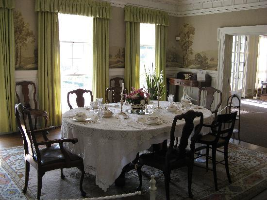 Hildene, The Lincoln Family Home: Dining Room