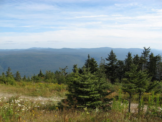 Mount Equinox : View
